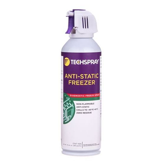 Anti Static Products : Freeze spray for static sensitive assemblies
