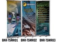 Techspray MRO Banner Stands