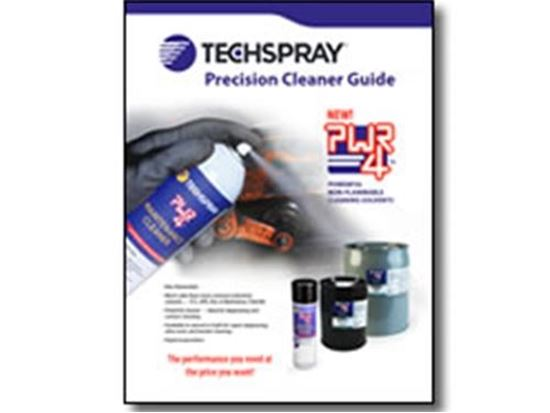 Techspray Solvent Brochure