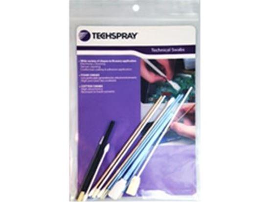 Techspray Swab Sample Pack
