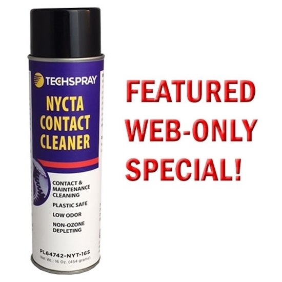 NYCTA Electrical Contact Cleaner