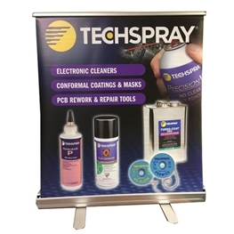 Picture of Techspray Tabletop Banners