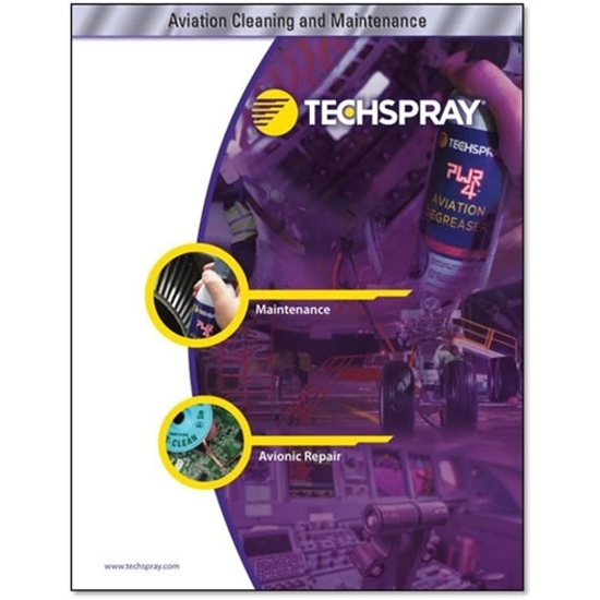 Picture of Techspray Aviation Catalog - 25/pk