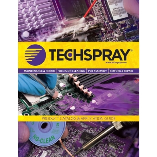 Picture of Techspray Catalog - 25/pack
