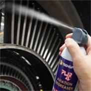 Picture of PWR-4 Aviation Degreaser Cleans From 10 Feet Away!