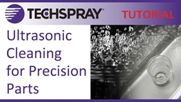 Ultrasonic Cleaning Demo & Overview